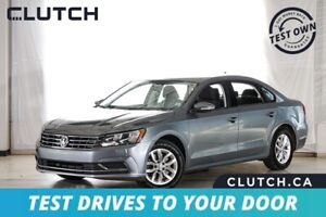 2018 Volkswagen Passat Finance for $60 Weekly OAC