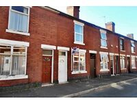 Deceptively spacious 3 bedroom terrace property on Leacroft Road, Cavendish, Derby