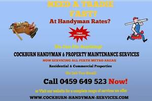 COCKBURN HANDYMAN SERVICES - Property Maintenance & Repairs South Lake Cockburn Area Preview