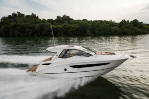 2019 Sea Ray COUPE 350 T8.2L MAGAX BR3 380