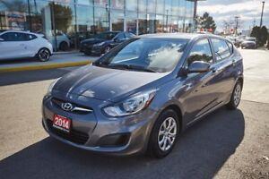 2014 Hyundai Accent GL 5 Door Automatic GL,Htd Frt Seats/Mirrors