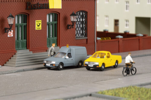Auhagen 43664 Tt Gauge Commercial Vehicles Post # New Original Packaging #