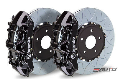 Brembo Front GT Brake 6pot Black 355x32 Type3 Disc BMW F20 F21 F22 F30 F32 F33