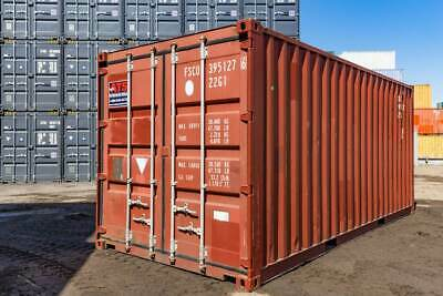 20ft Used Storage Container For Sale Baltimore Md 3300