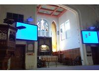 Senior Audio Visual Engineer - Staffordshire / Derbyshire - (Installation Team Leader)