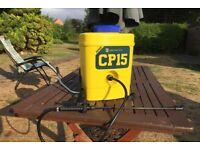 Cooper Pegler CP 15 Classic Knapsack Backpack Sprayer