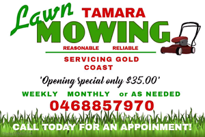 Cheap lawn mowing Coomera Gold Coast North Preview