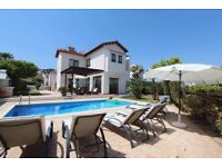 Magnificent Villa with Pool Sleeps 6 in Protaras Cyprus for Rent - Very Highly Equipped - stunning