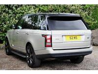 Land Rover Range Rover TDV6 AUTOBIOGRAPHY (gold) 2014-03-01
