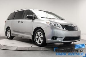 2015 Toyota Sienna 7 PASSAGERS, BLUETOOTH, CAMERA