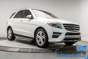 2013 Mercedes-Benz M-Class BlueTEC 4MATIC, AWD, BLUETOOTH