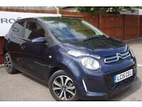 CITROEN C1 1.2 PureTech Flair (smalt blue metallic) 2015