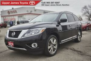2014 Nissan Pathfinder Platinum LOADED Platinum Model