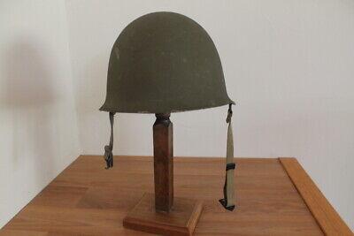 French M51 Otan Helmet dated 1953 Indochina Algerian war Vietnam