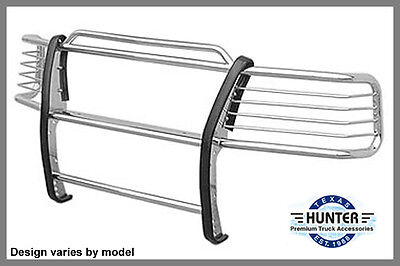 2002-05 Dodge Ram 1500  chrome bumper brush Grill Guard in stainless steel