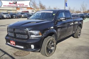 2016 RAM 1500 Sport Black Edition