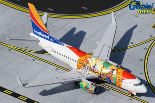 GEMINI JETS (GJSWA1419) SOUTHWEST AIRLINES 737-700 1:400 SCALE DIECAST MODEL