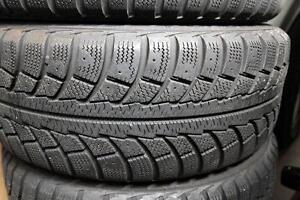 195/65/15 Used winter tires