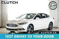 2018 Ford Fusion Titanium Finance for $82 Weekly OAC