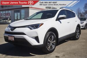 2018 Toyota RAV4 LE SAFETY SENSE P, AWD