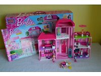 Mega bloks barbie. Compatible with Lego