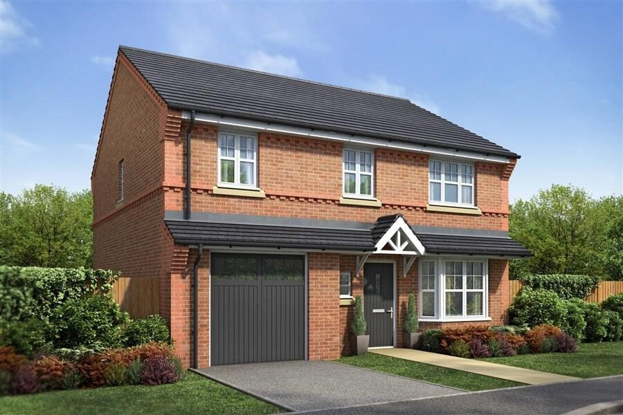 4 bed Detached House To Let