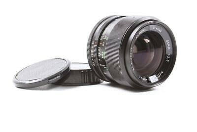 Used Vivitar 35mm f/2.8 Wide Angle Lens for Nikon F Non-Ai Mount