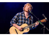 Ed sheeran live @o2 3/5 ×4