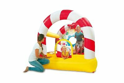 Plum Candy Bouncer Inflatable Bouncy Castle