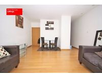 CALL TODAY-LARGE 1 BED APARTMENT-NEW BUILD HELION COURT E14 CANARY WHARF FURNISHED -ISLE OF DOGS