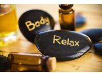 Soft relaxing massage