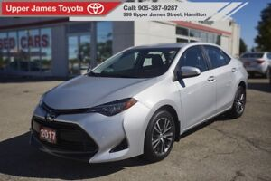 2017 Toyota Corolla LE LE UPGRADE PACKAGE SUNROOF/RIMS