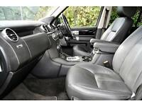 Land Rover Discovery SDV6 HSE LUXURY (black) 2015-06-30