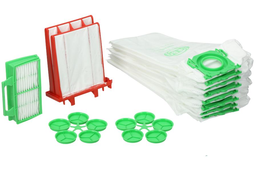 Sebo Airbelt K servizio di sacchetti e filtri 6695ER Genuine PART