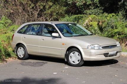 Great Condition 2001 Ford Laser Mosman Mosman Area Preview