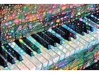 Totnes piano/keyboard lessons in time for the Autumn! Beginner- intermediate.