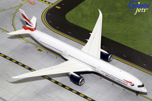 GEMINI200 (G2BAW784) BRITISH AIRWAYS A350-1000 1:200 SCALE DIECAST METAL MODEL