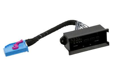 Tacho Vw Passat 3C/cc Highline Colour Display Original Kufatec Adapter Wiring