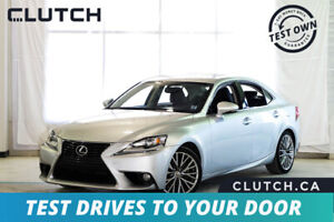 2014 Lexus IS 250 AWD Finance for $117 Weekly OAC