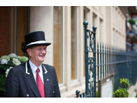 Doorman – The Capital Hotel - 5 star boutique hotel in Knightsbridge