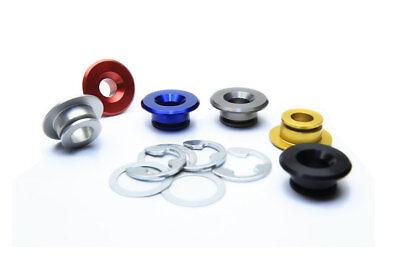 14mm Floater für 5,0mm Bremsscheiben | 5 Stk | Aluminium | Made in Germany