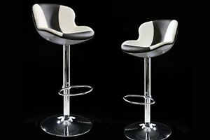 Design Barhocker Set Speedchair Bar Hocker Kunstleder Lounge Tresenhocker