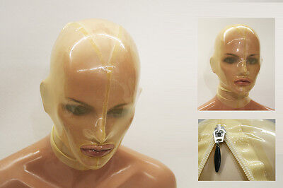 ----- LATEXTIL ----- Deluxe Latexmaske
