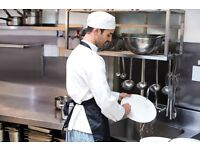 Kitchen Porters Required, Central London, Immediate Start