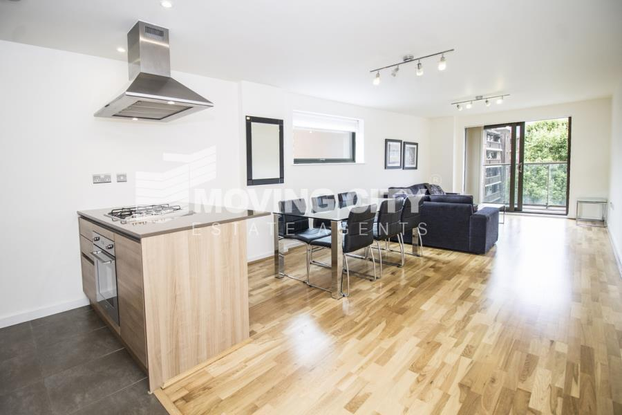 2 bedroom flat in Chi Building, E1