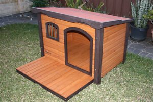 PREMIUM WOODEN DOG KENNEL / DOG HOUSE Adelaide CBD Adelaide City Preview