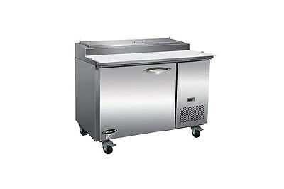 Ikon Ikon Kpp44 Pizza Prep Table Refrigerator Cooler Pans Included