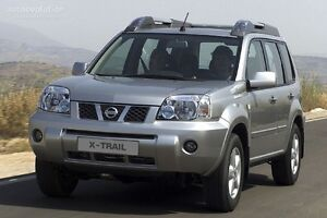 Wanted Nissan X-trail