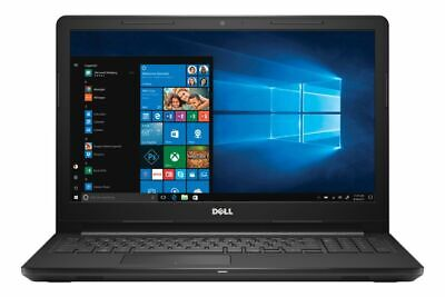 "Laptop Windows - Dell Inspiron 3565 15.6"" Laptop, AMD A9, 8GB, 256GB SSD, Windows 10 Home"