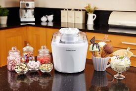 ice cream maker plus spare bowl free just collect relisted